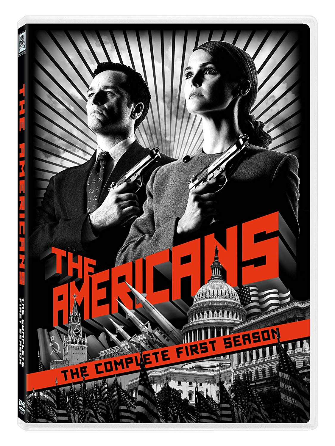 Tv Show cover: The Americans