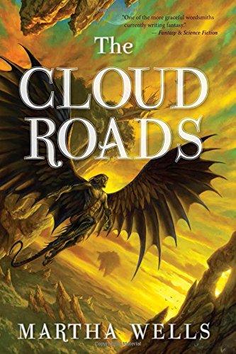 Book cover: The Cloud Roads
