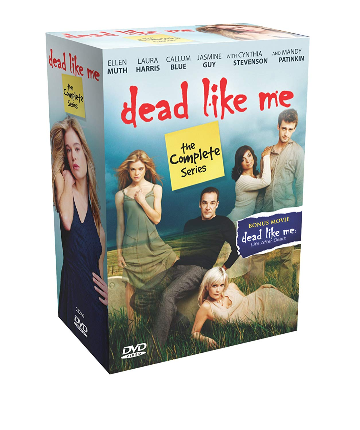Tv Show cover: Dead Like Me