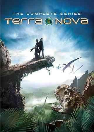 Tv Show cover: Terra Nova