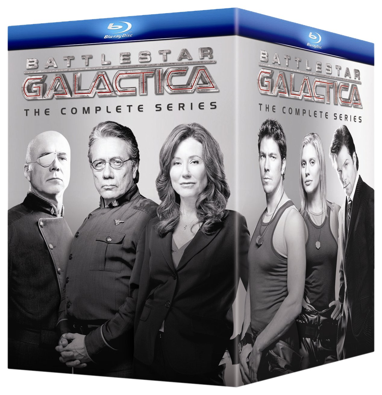 Tv Show cover: Battlestar Galactica