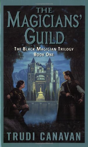 Book cover: The Magicians' Guild