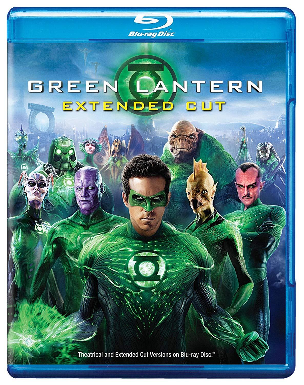 Movie cover: Green Lantern