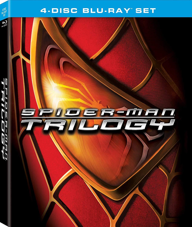 Movie cover: Spider-Man