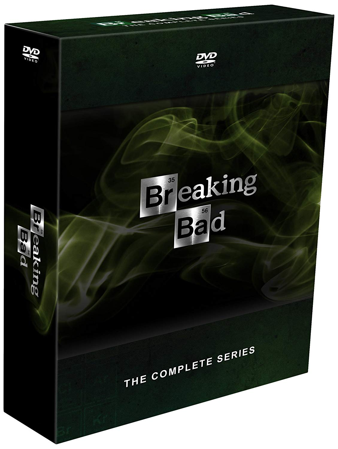 Tv Show cover: Breaking Bad