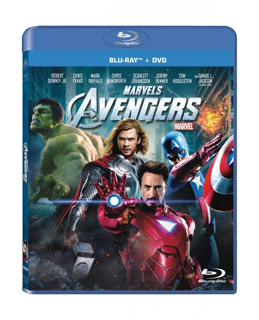 Movie cover: The Avengers