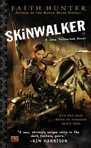 Book cover: Skinwalker