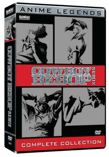 Anime cover: Cowboy Bebop
