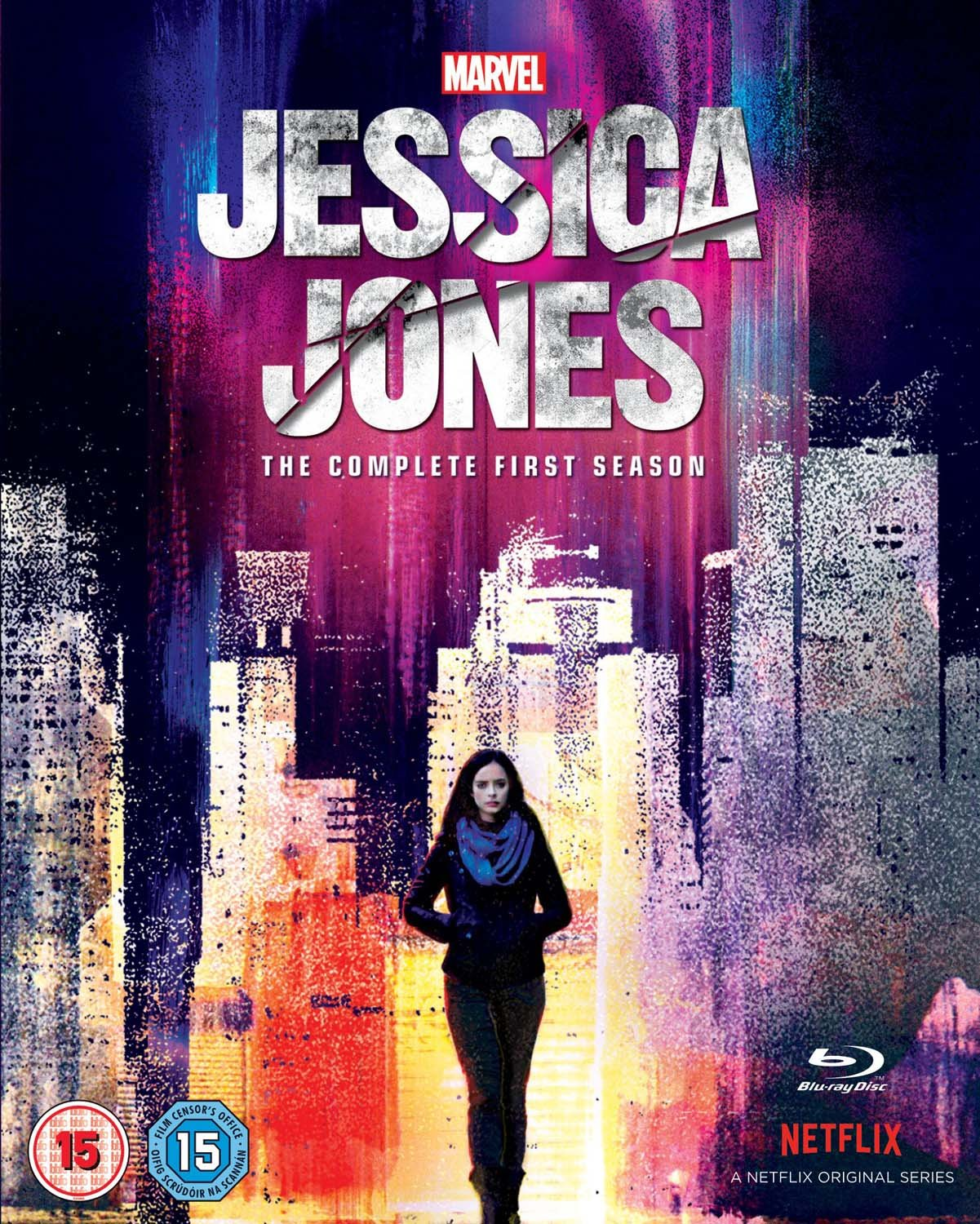 Tv Show cover: Jessica Jones