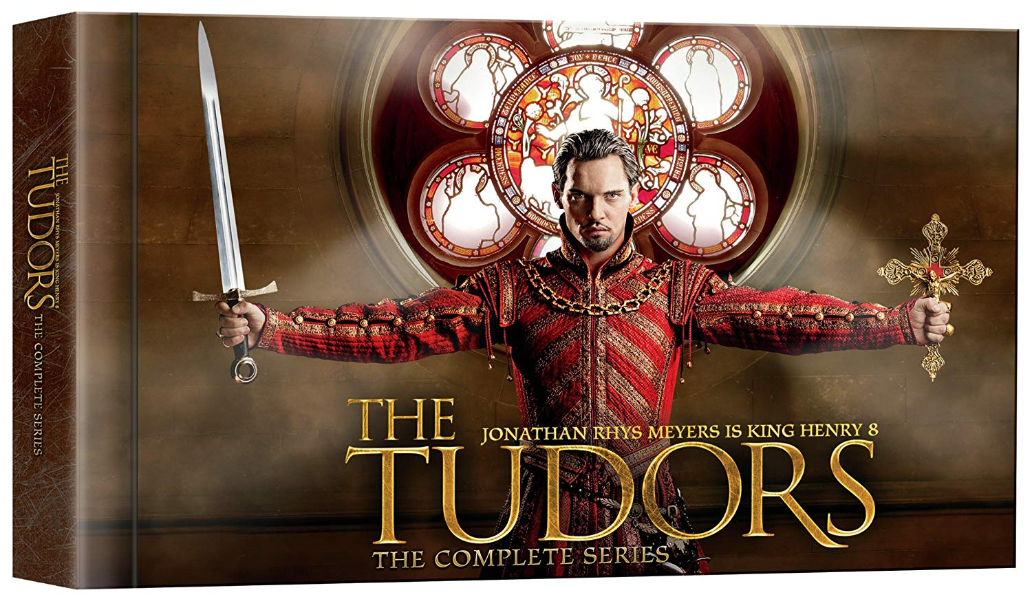 Tv Show cover: The Tudors