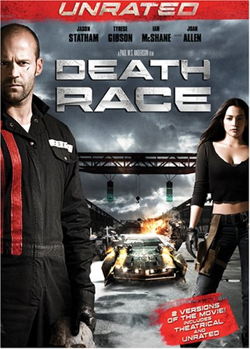 Movie cover: Death Race