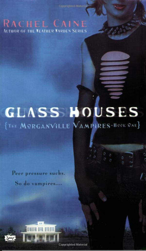 Book cover: Glass Houses