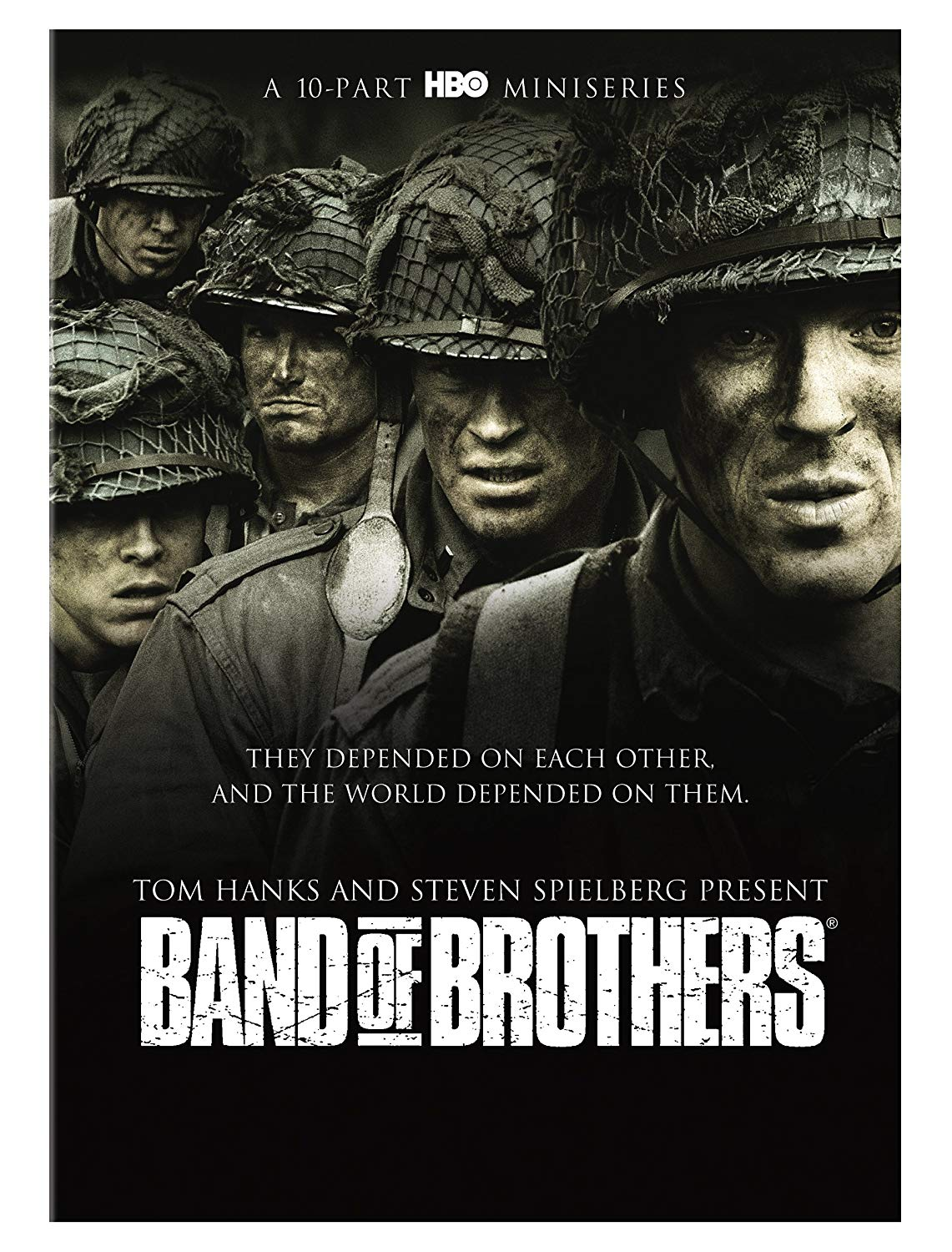 Tv Show cover: Band of Brothers