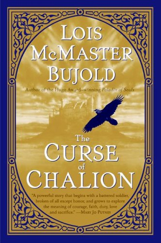 Book cover: The Curse of Chalion