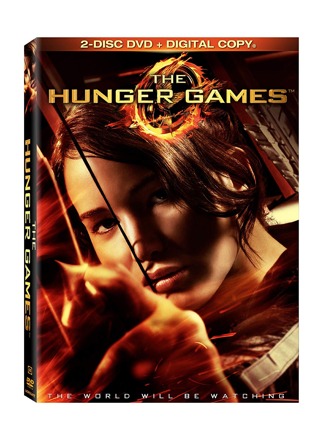Movie cover: The Hunger Games