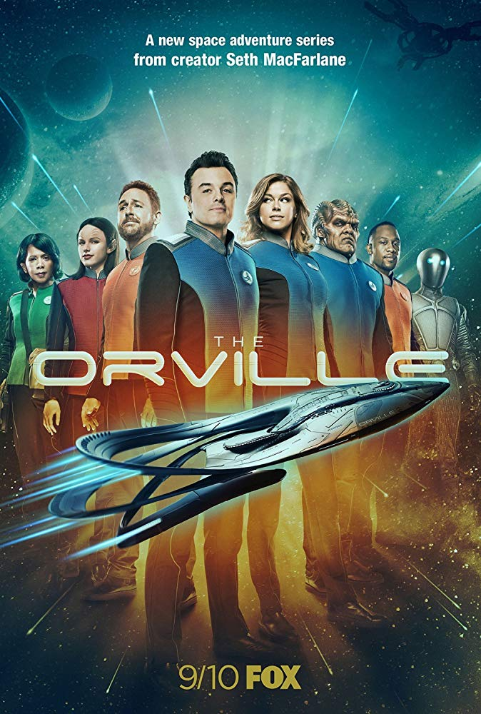 Tv Show cover: The Orville