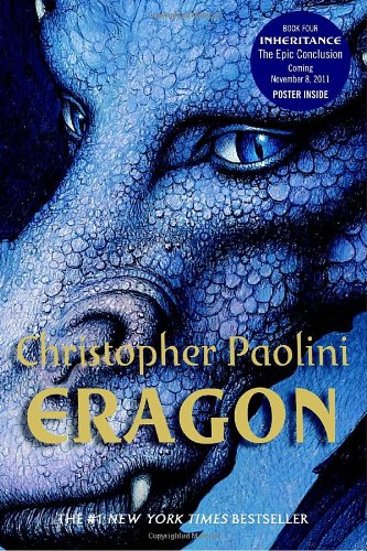 Book cover: Eragon