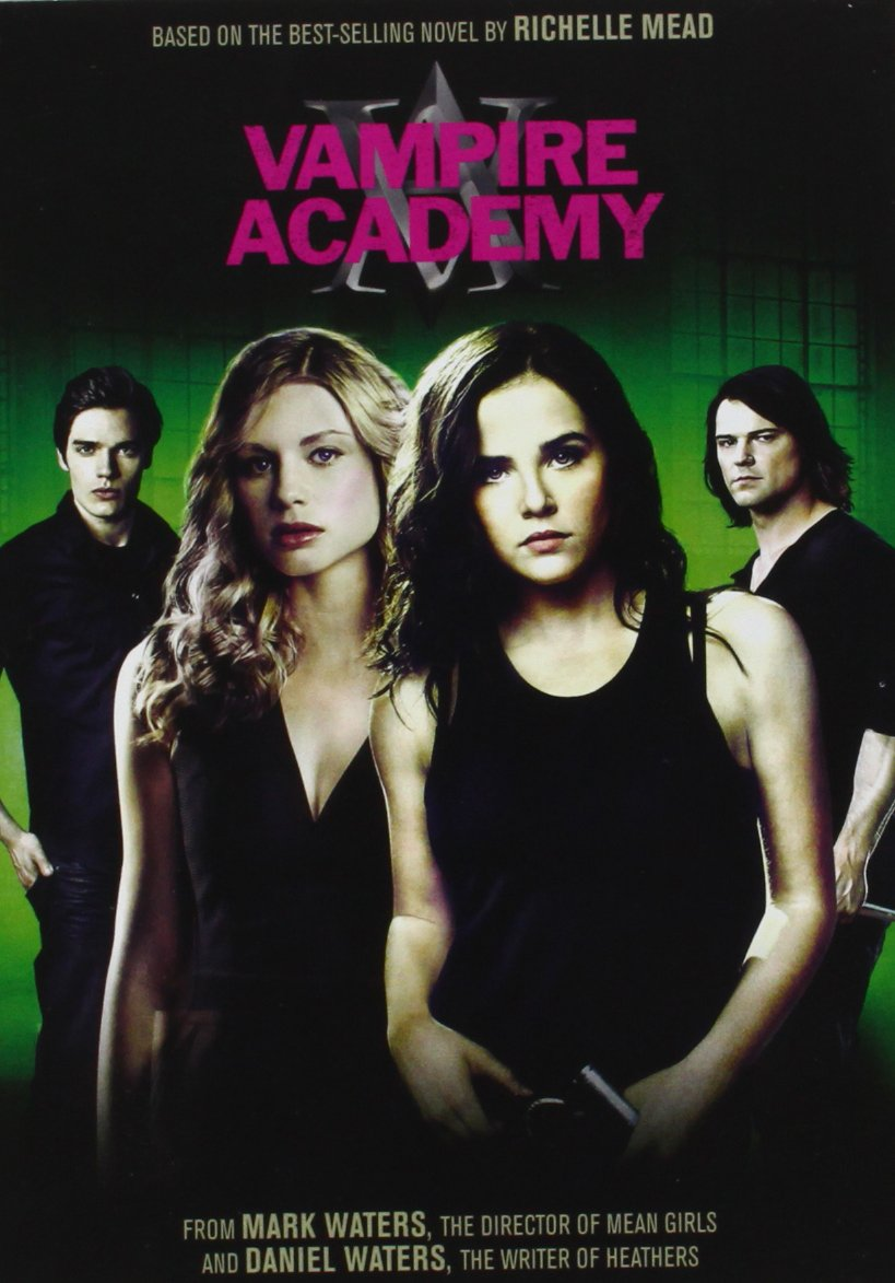 Movie cover: Vampire Academy