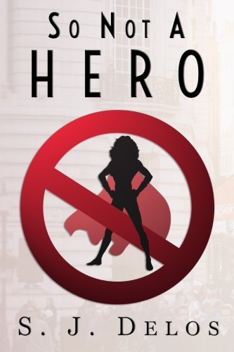 Book cover: So Not a Hero