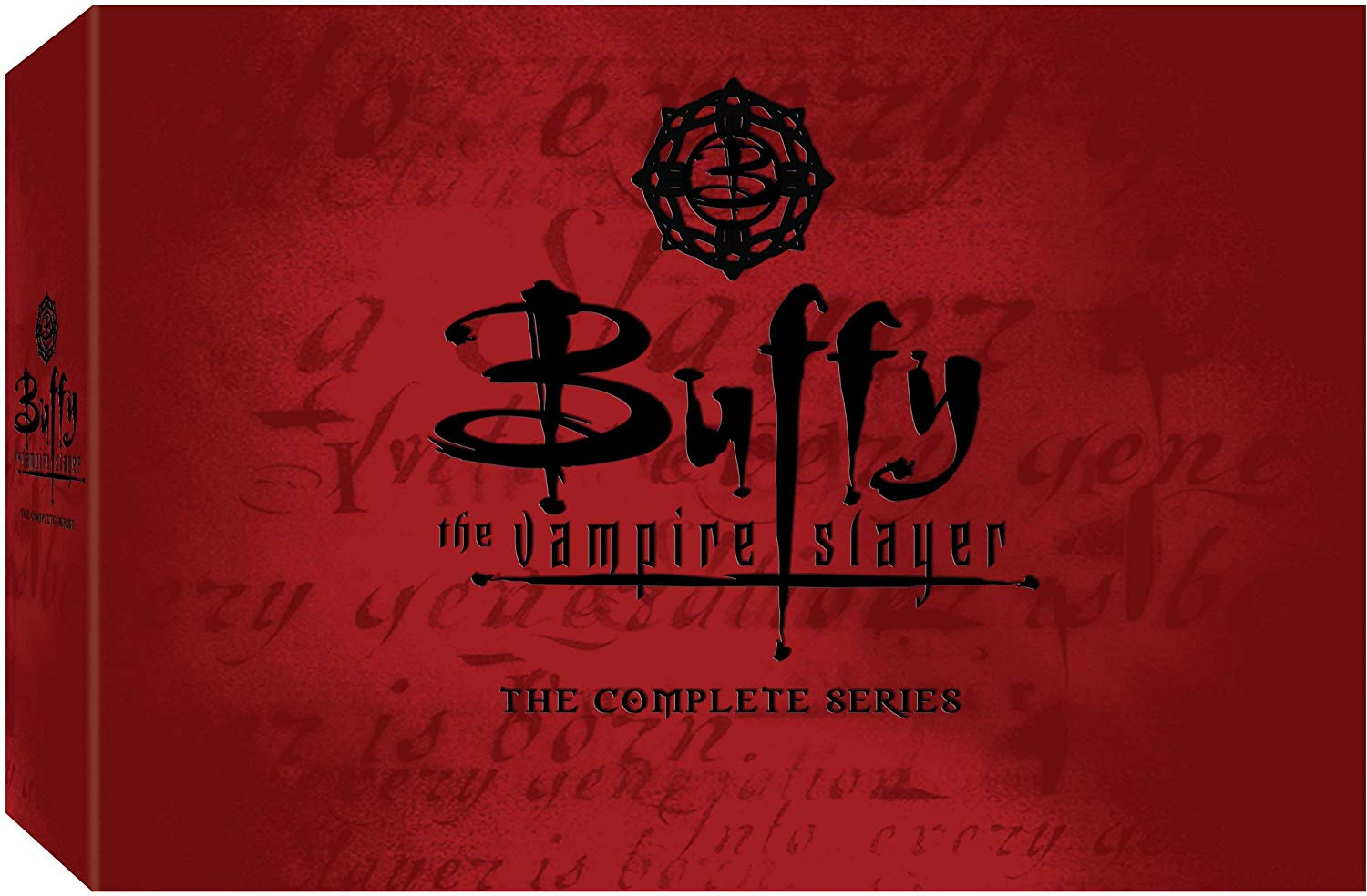 Tv Show cover: Buffy: the Vampire Slayer