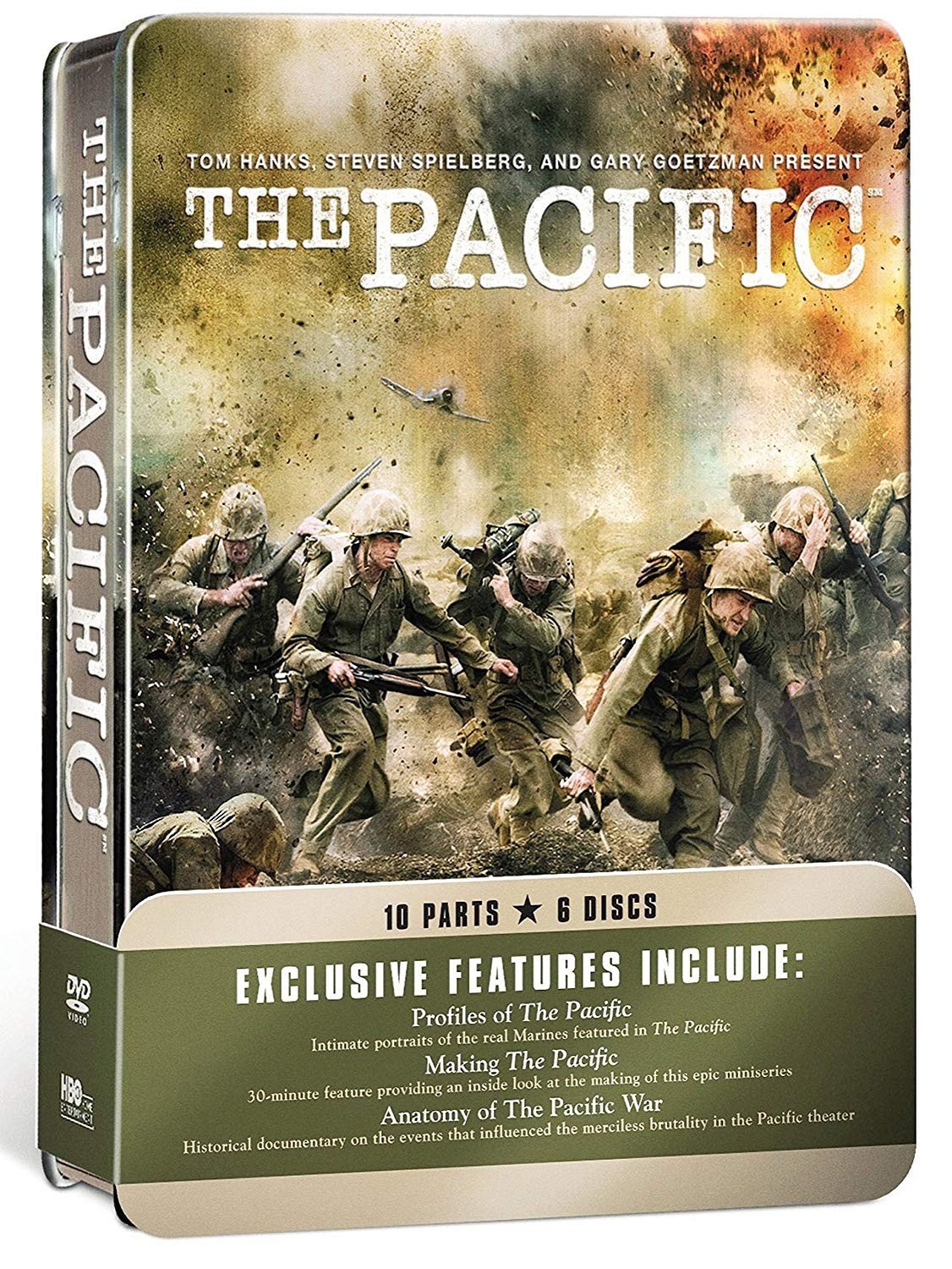 Tv Show cover: The Pacific