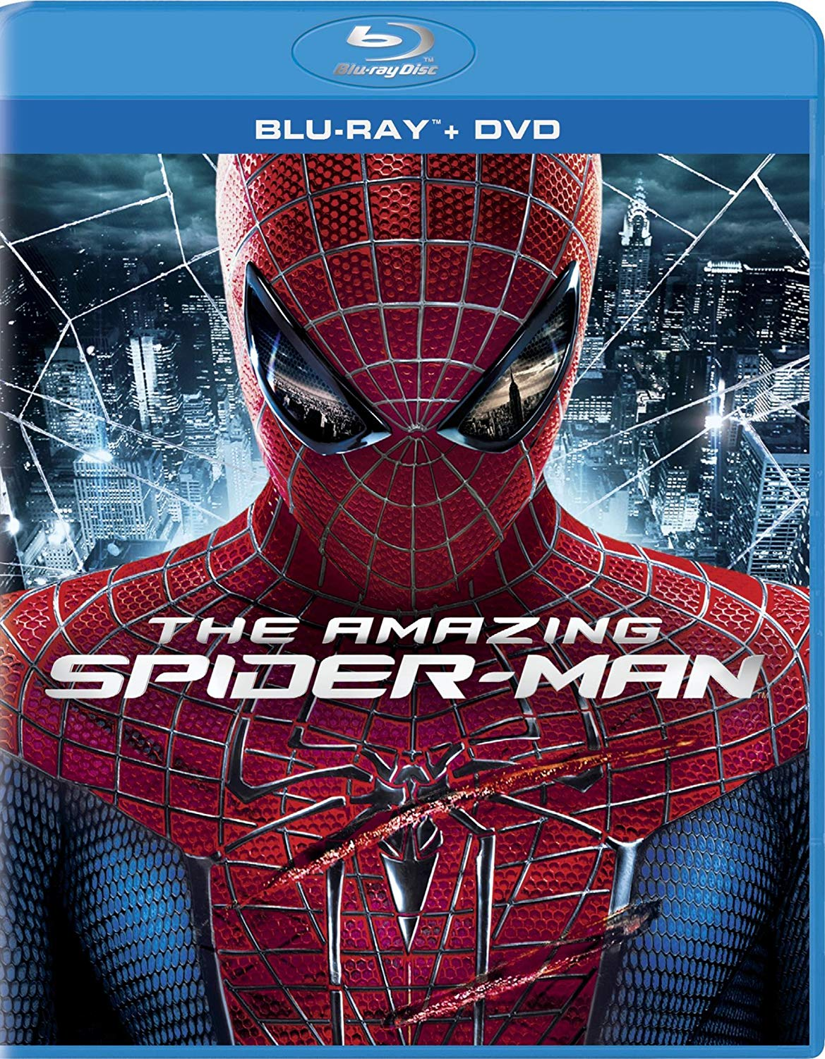 Movie cover: The Amazing Spider-Man