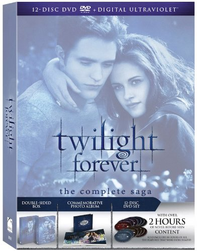Movie cover: Twilight