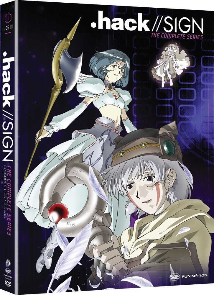 Anime cover: .hack//Sign