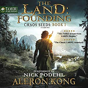 Book cover: The Land: Founding