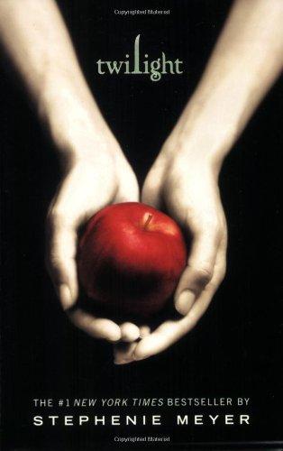 Book cover: Twilight