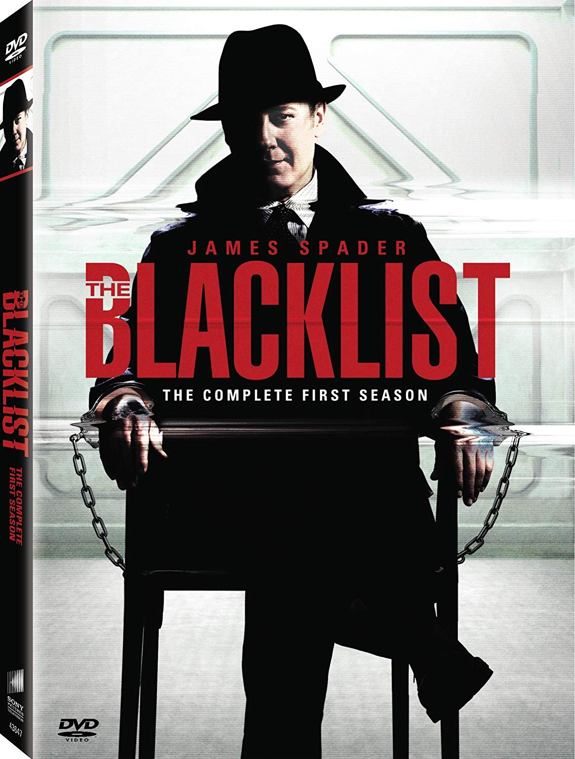 Tv Show cover: The Blacklist