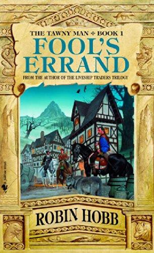 Book cover: Fool's Errand