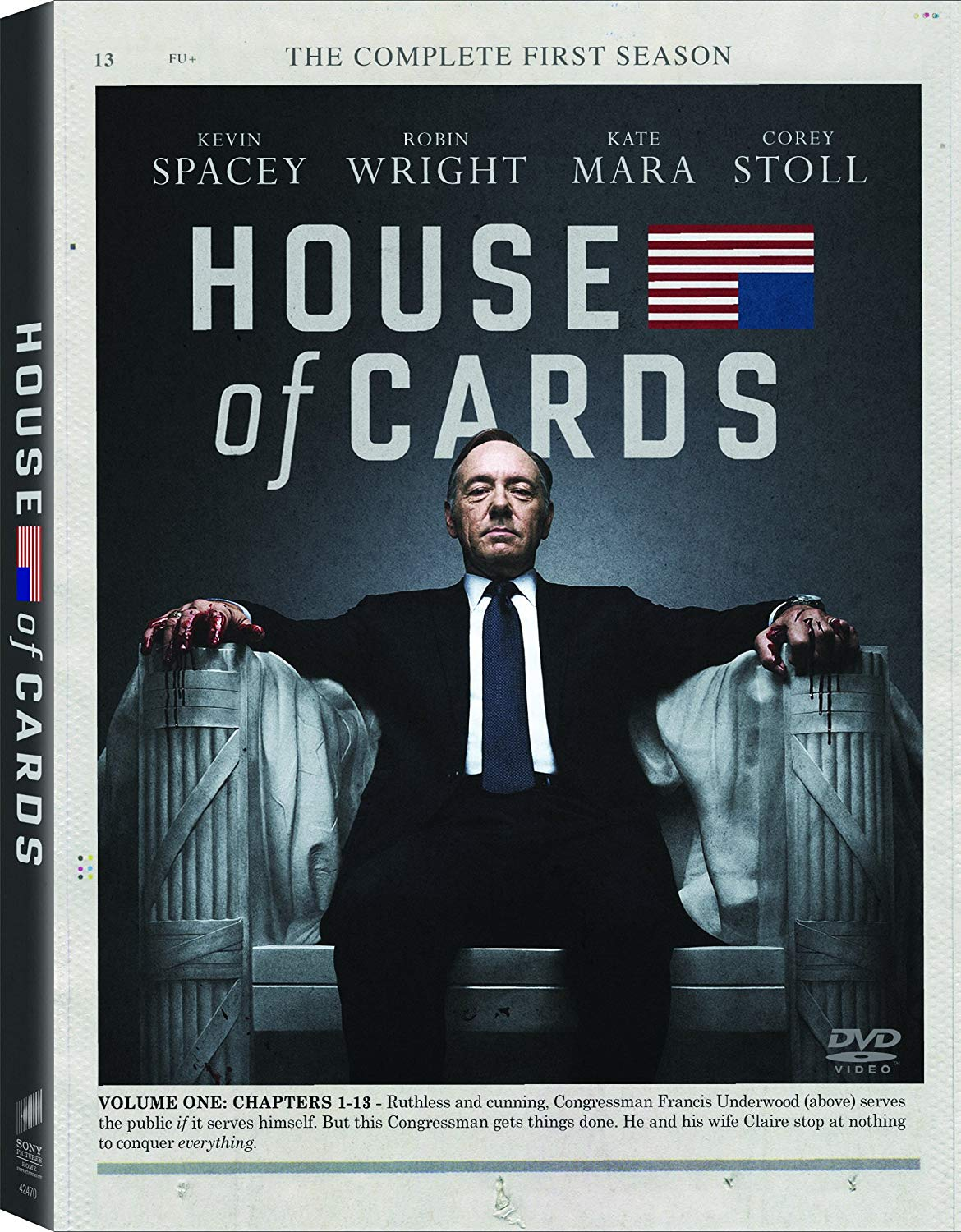 Tv Show cover: House of Cards