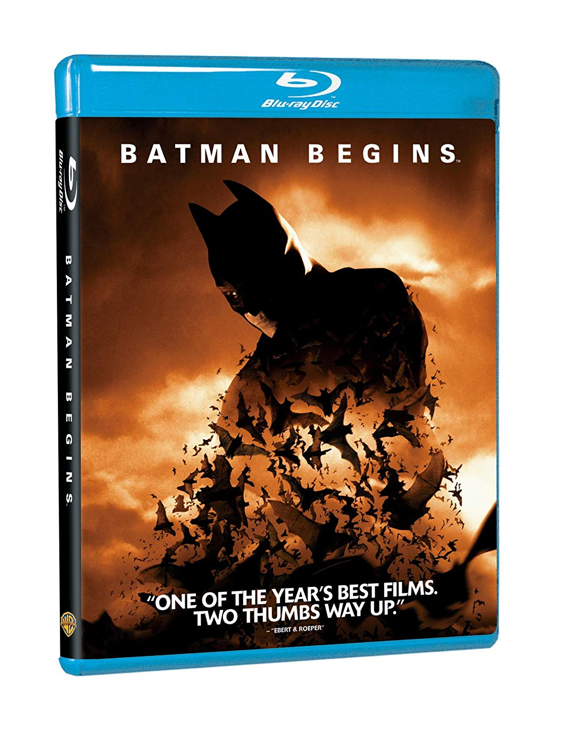 Movie cover: Batman Begins
