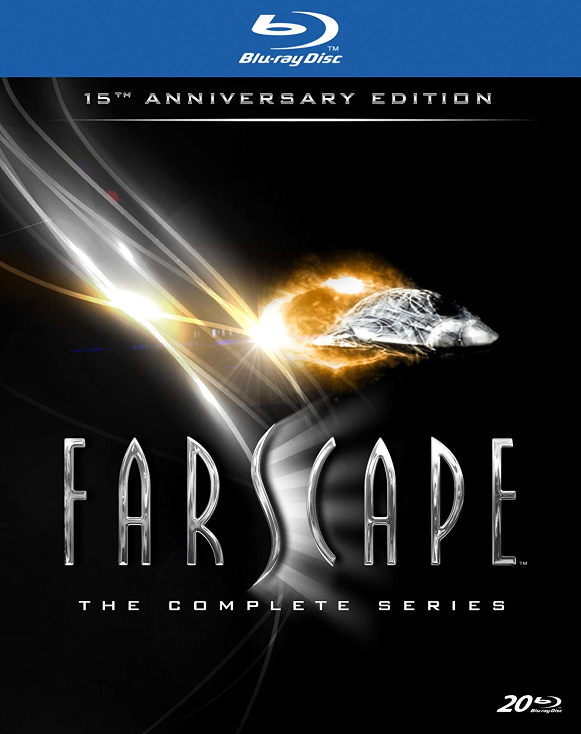 Tv Show cover: Farscape