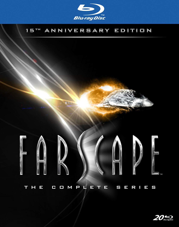 Tv Show cover: Farscape