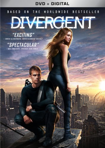 Movie cover: Divergent