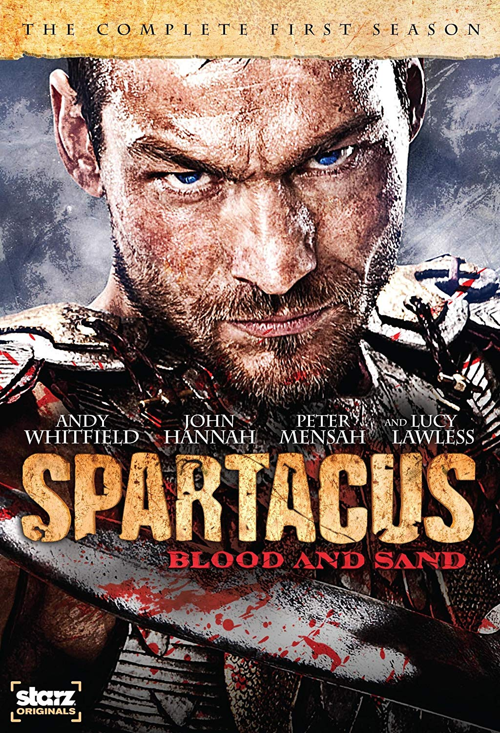 Tv Show cover: Spartacus