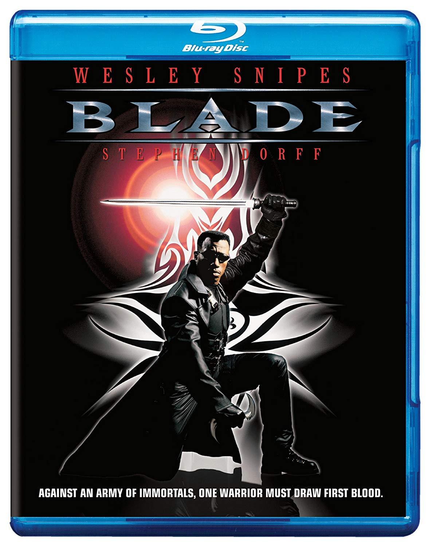 Movie cover: Blade