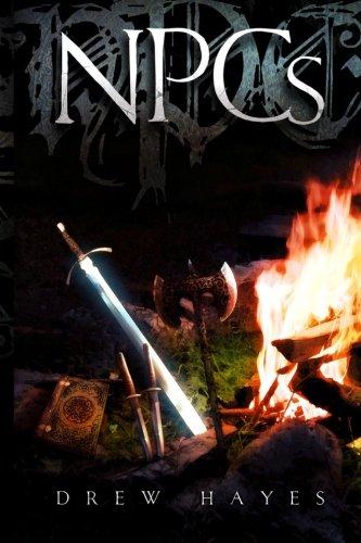 Book cover: NPCs