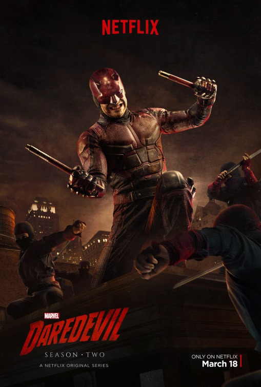 Tv Show cover: Daredevil