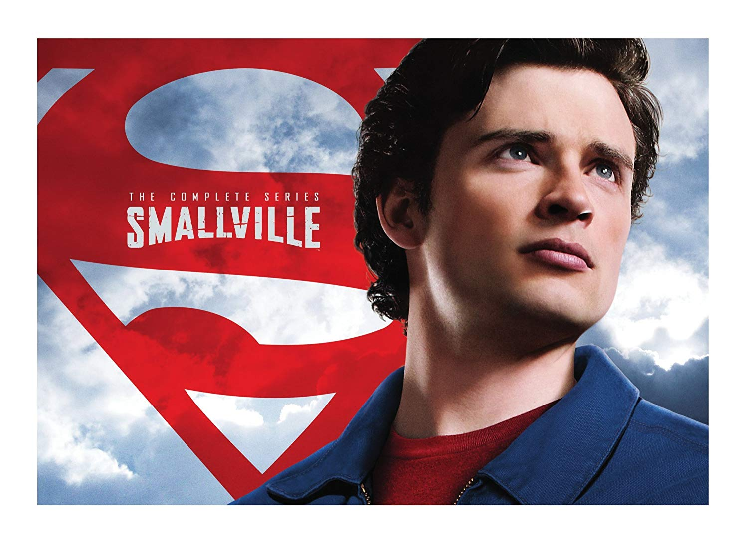 Tv Show cover: Smallville