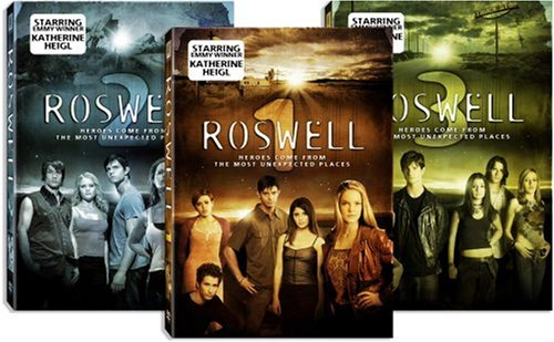 Tv Show cover: Roswell