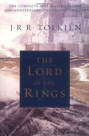 Book cover: The Lord of the Rings