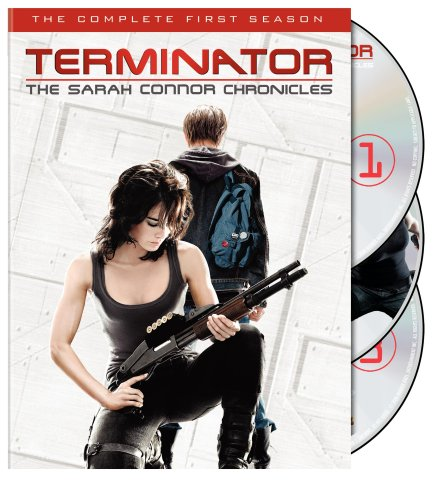 Tv Show cover: Terminator: The Sarah Connor Chronicles