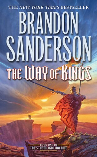 Book cover: The Way of Kings