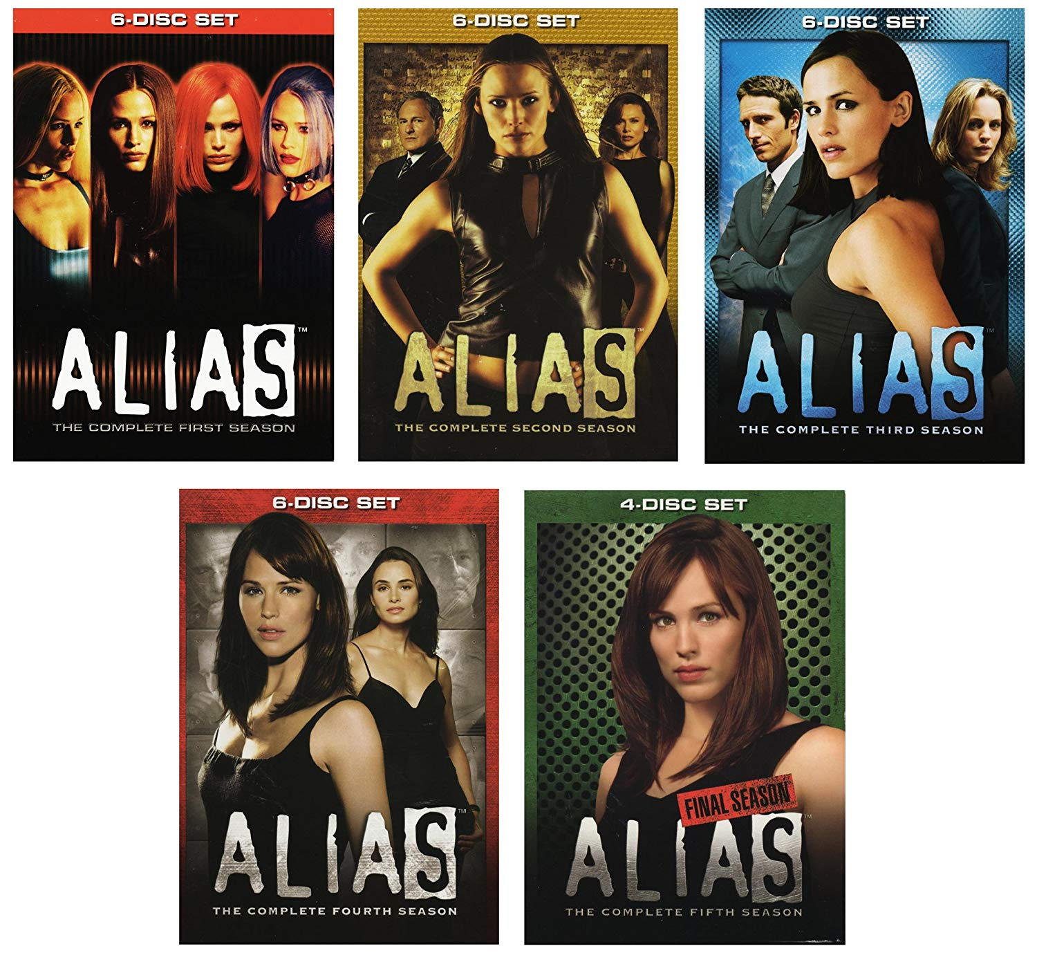 Tv Show cover: Alias
