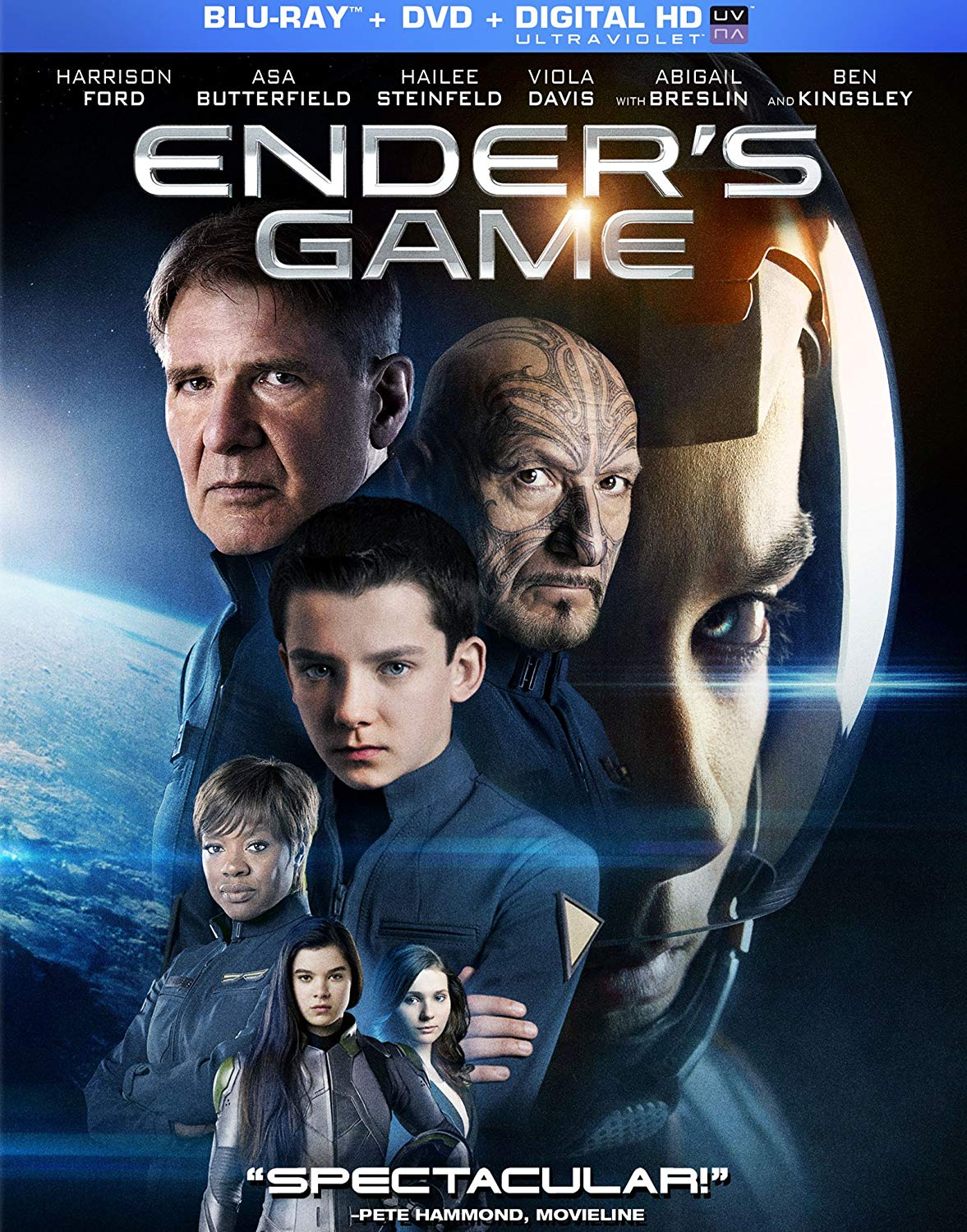 Movie cover: Ender's Game