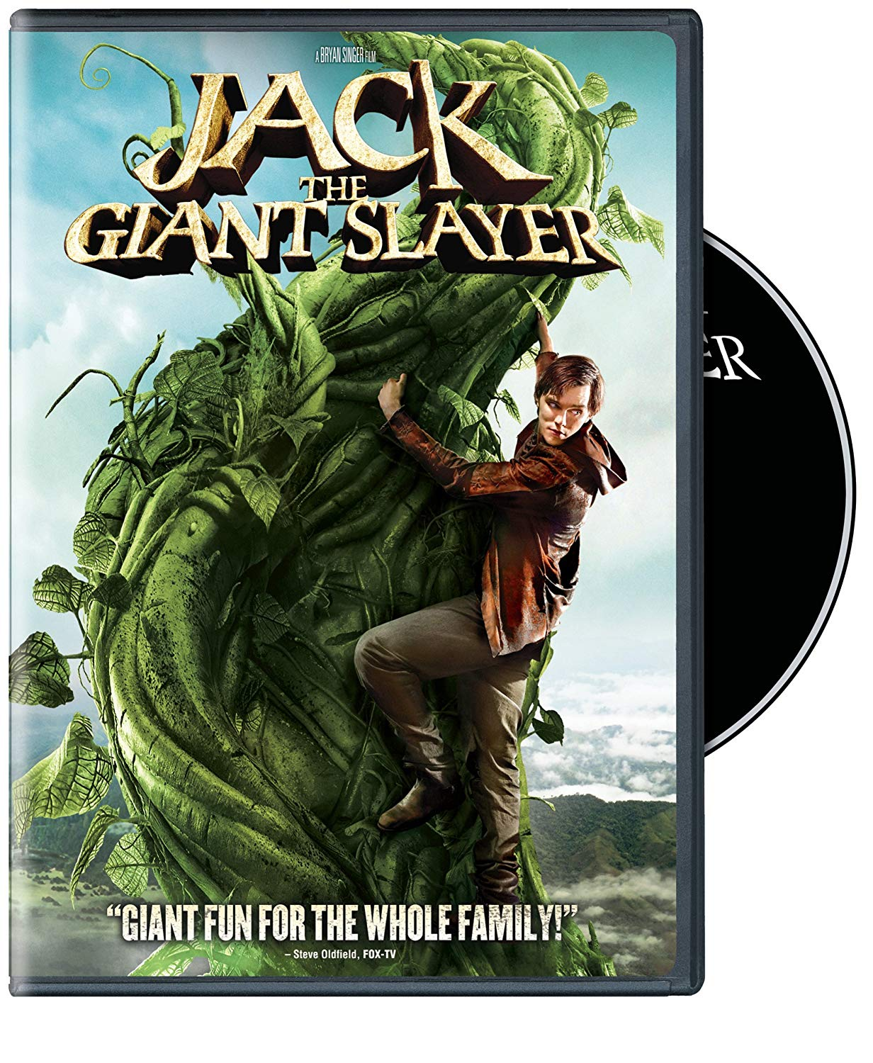 Movie cover: Jack the Giant Slayer