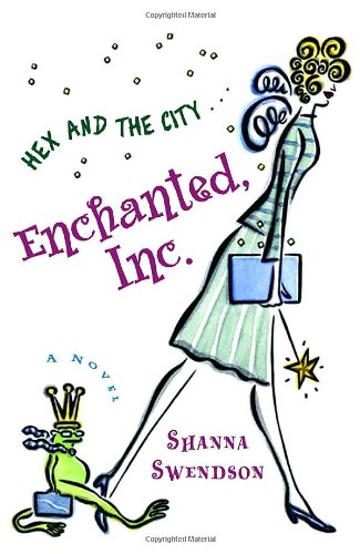 Book cover: Enchanted, Inc.